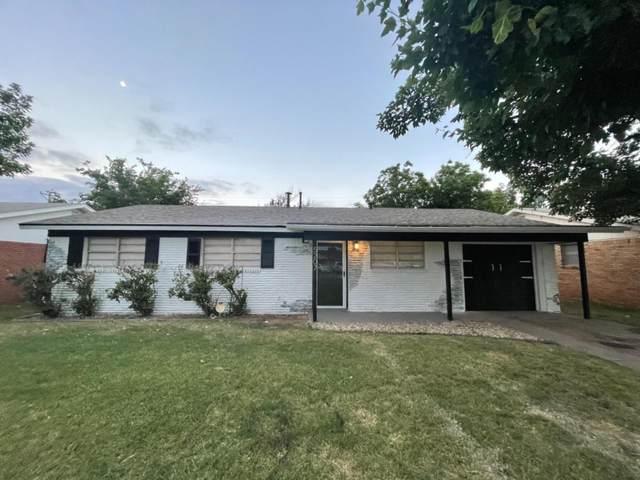 5207 42nd Street, Lubbock, TX 79414 (MLS #202106130) :: Reside in Lubbock | Keller Williams Realty