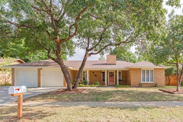 4706 79th Street, Lubbock, TX 79424 (MLS #202106391) :: Lyons Realty