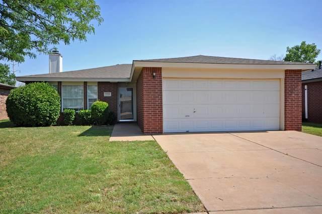 2918 90th Street, Lubbock, TX 79423 (MLS #202106474) :: Lyons Realty