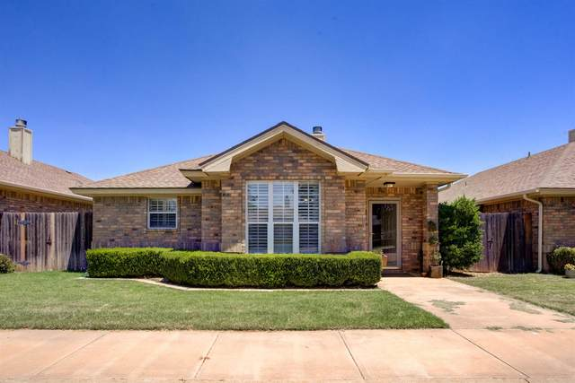 214 Raider Boulevard, Wolfforth, TX 79382 (MLS #202106451) :: Lyons Realty