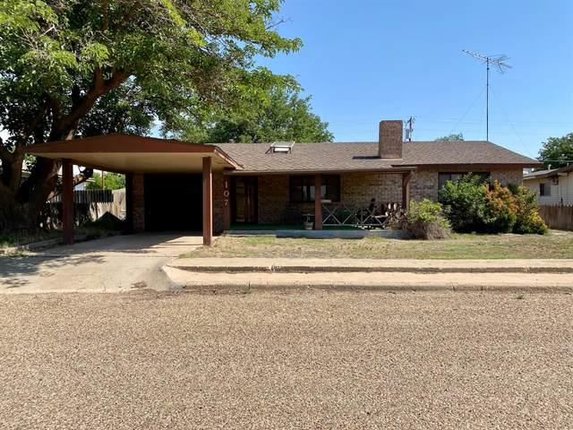 107 3rd, Plains, TX 79355 (MLS #202106506) :: Reside in Lubbock   Keller Williams Realty
