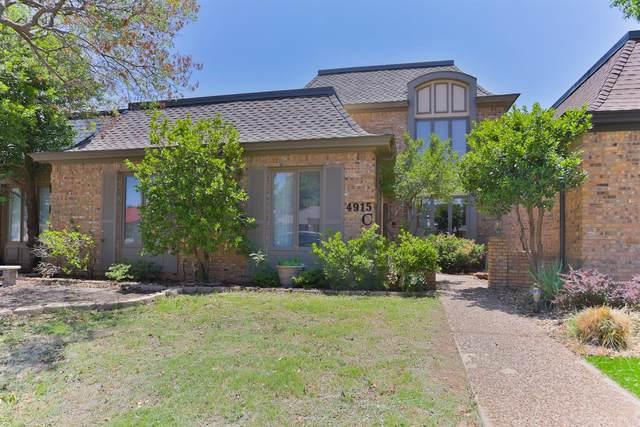 4915-C 94th Street, Lubbock, TX 79424 (MLS #202106528) :: Reside in Lubbock | Keller Williams Realty