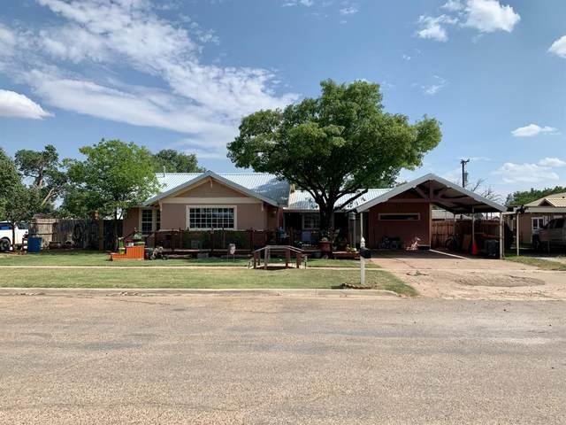 1120 Tilford, Ralls, TX 79357 (MLS #202106542) :: Duncan Realty Group