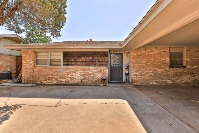 3425-3427 70th Drive, Lubbock, TX 79413 (MLS #202106004) :: Duncan Realty Group