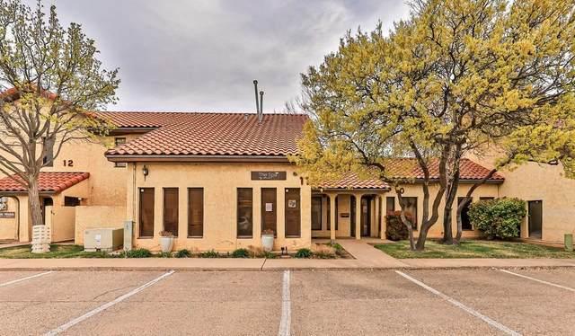 8008-11 Slide Road, Lubbock, TX 79424 (MLS #202106615) :: Better Homes and Gardens Real Estate Blu Realty