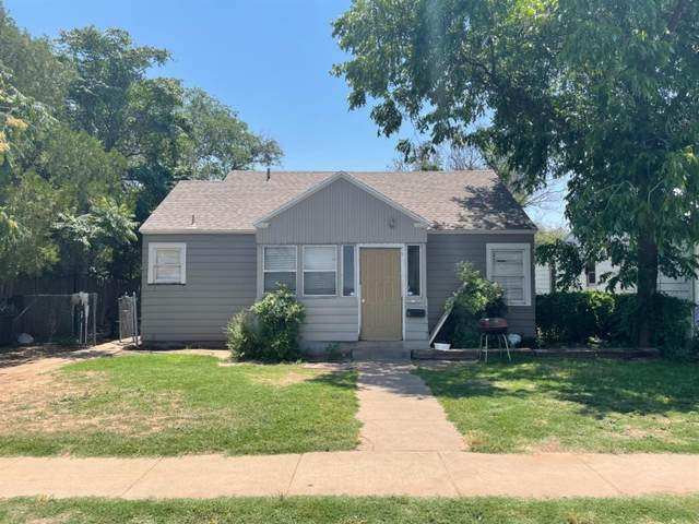 1503 27th Street, Lubbock, TX 79411 (MLS #202106644) :: Better Homes and Gardens Real Estate Blu Realty