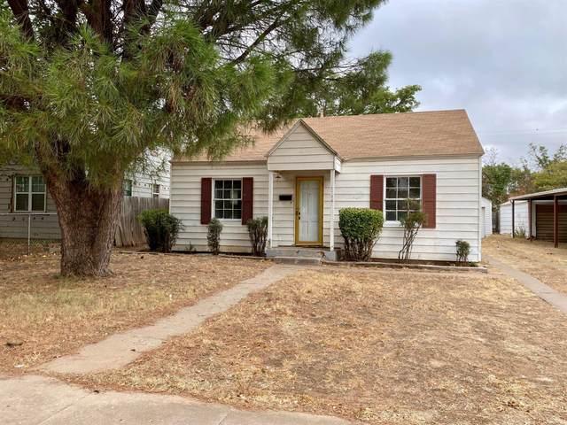 1724 24th Street, Lubbock, TX 79411 (MLS #202106388) :: Lyons Realty