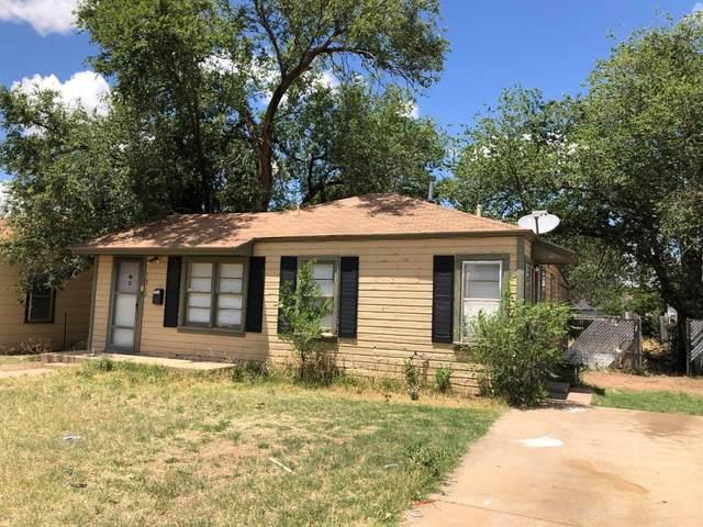1910 41st Street, Lubbock, TX 79412 (MLS #202106387) :: Duncan Realty Group