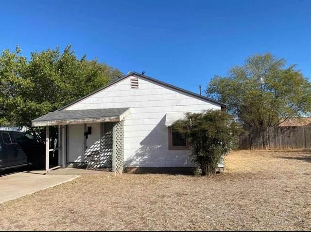 1710 E 48th Street, Lubbock, TX 79412 (MLS #202106384) :: Duncan Realty Group