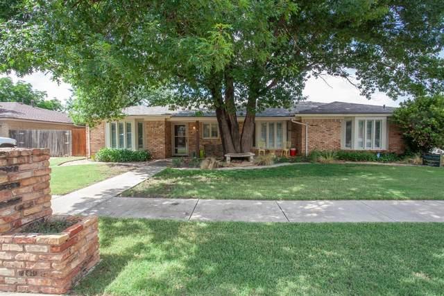 3202 80th Street, Lubbock, TX 79423 (MLS #202106752) :: Duncan Realty Group