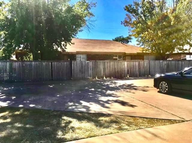 2117 S Loop 289, Lubbock, TX 79423 (MLS #202106748) :: Better Homes and Gardens Real Estate Blu Realty