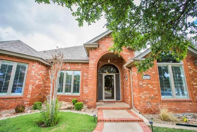 4803 103rd Street, Lubbock, TX 79424 (MLS #202106745) :: Duncan Realty Group