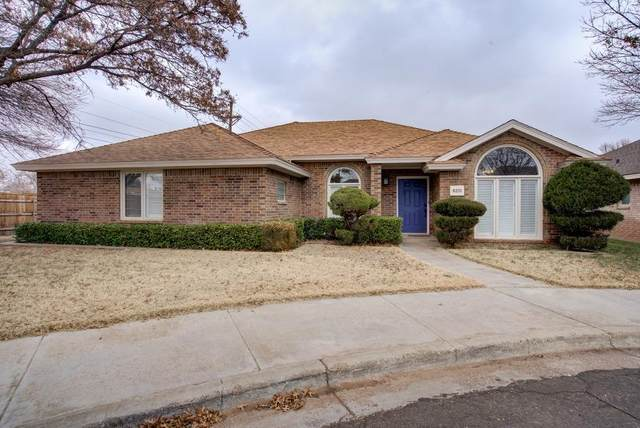 8201 Dover Avenue, Lubbock, TX 79424 (MLS #202106782) :: Duncan Realty Group