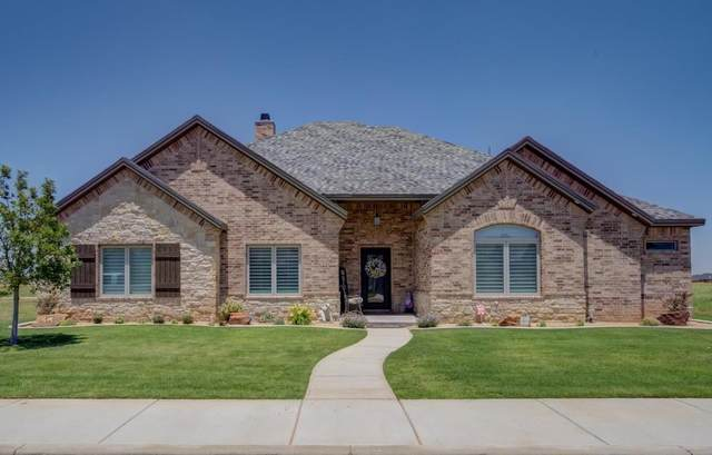 308 N 11th Street, Wolfforth, TX 79382 (MLS #202106799) :: Better Homes and Gardens Real Estate Blu Realty
