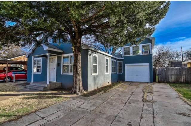 2113 24th Street, Lubbock, TX 79411 (MLS #202106778) :: Duncan Realty Group