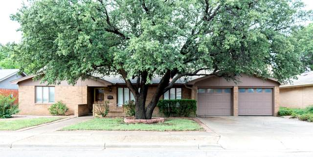4509 64th Street, Lubbock, TX 79414 (MLS #202106830) :: Better Homes and Gardens Real Estate Blu Realty