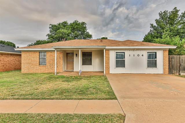 1104 Huron Avenue, Lubbock, TX 79416 (MLS #202106816) :: Duncan Realty Group