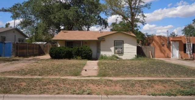4816 40th Street, Lubbock, TX 79414 (MLS #202106898) :: Reside in Lubbock | Keller Williams Realty
