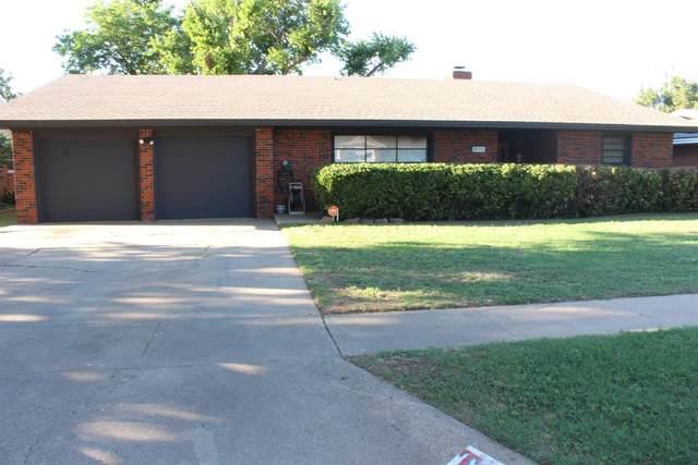 2116 52nd Street, Lubbock, TX 79412 (MLS #202106910) :: Duncan Realty Group