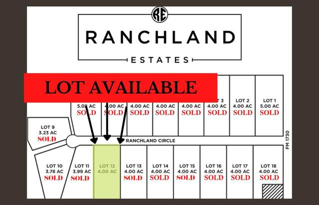 1115 Ranchland, New Home, TX 79383 (MLS #202106923) :: Duncan Realty Group