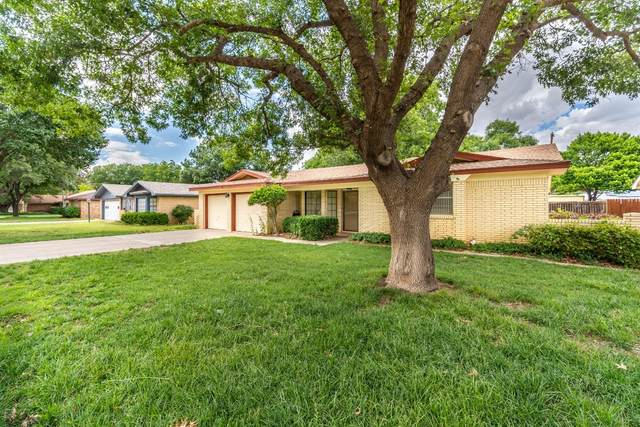 3808 55th Street, Lubbock, TX 79413 (MLS #202106946) :: Better Homes and Gardens Real Estate Blu Realty