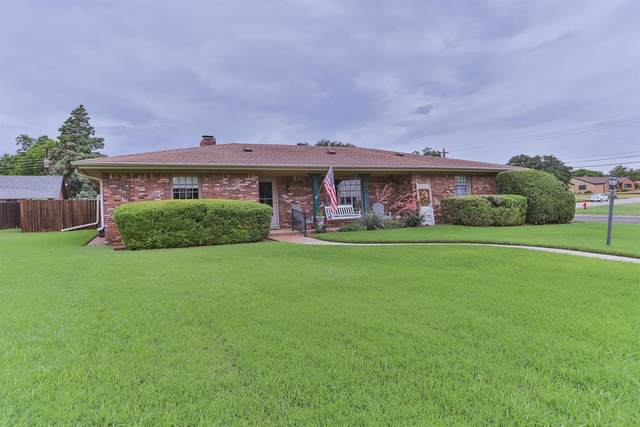 3001 Beaumont Avenue, Snyder, TX 79549 (MLS #202106636) :: Lyons Realty
