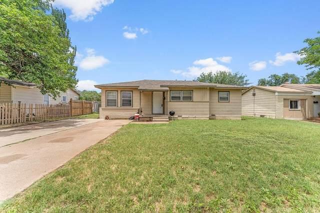 4502 45th Street, Lubbock, TX 79414 (MLS #202106911) :: Reside in Lubbock | Keller Williams Realty