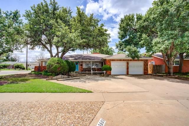 3601 47th Street, Lubbock, TX 79413 (MLS #202106972) :: Reside in Lubbock | Keller Williams Realty