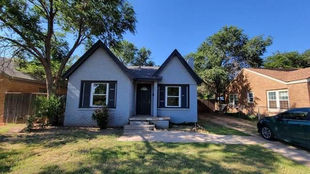 1903 26th Street, Lubbock, TX 79411 (MLS #202107006) :: Lyons Realty