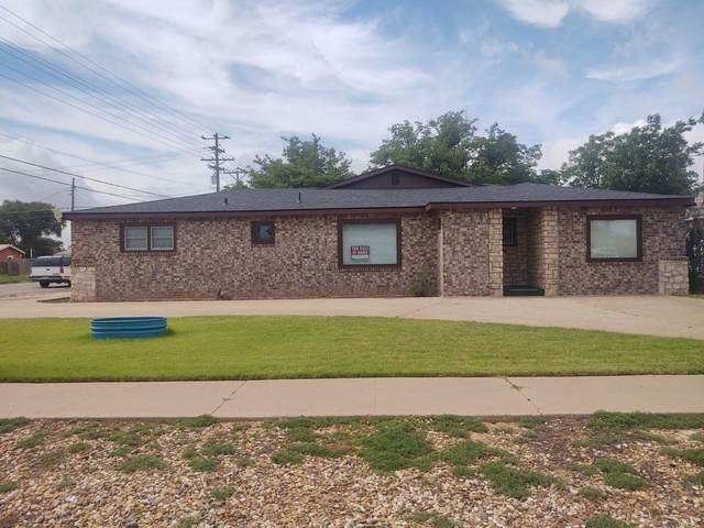 1320 E Reppto Street, Brownfield, TX 79316 (MLS #202107020) :: Duncan Realty Group