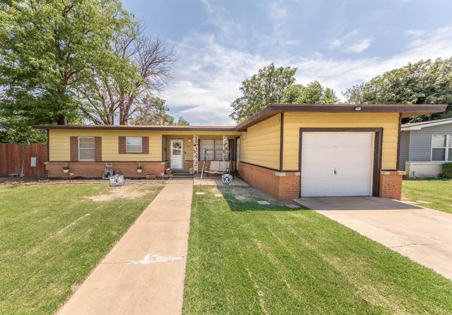 4005 37th Street, Lubbock, TX 79413 (MLS #202107069) :: Better Homes and Gardens Real Estate Blu Realty