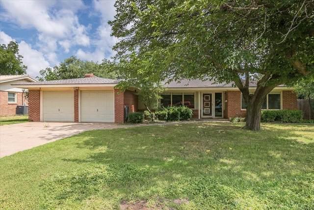 2114 54th Street, Lubbock, TX 79412 (MLS #202107009) :: Duncan Realty Group