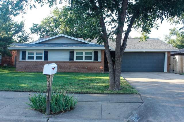 5006 57th Street, Lubbock, TX 79414 (MLS #202107087) :: Better Homes and Gardens Real Estate Blu Realty