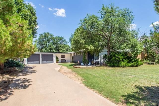 4806 24th Street, Lubbock, TX 79407 (MLS #202107086) :: Duncan Realty Group
