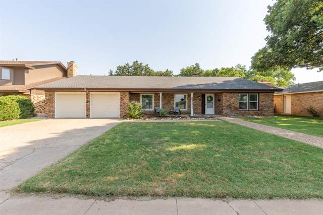 3022 60th, Lubbock, TX 79413 (MLS #202107117) :: Better Homes and Gardens Real Estate Blu Realty