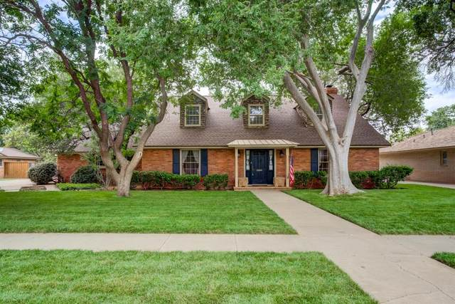 4408 11th Street, Lubbock, TX 79416 (MLS #202107148) :: Better Homes and Gardens Real Estate Blu Realty