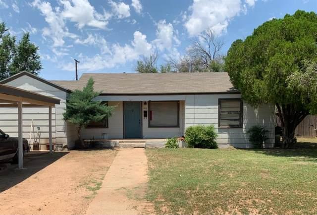1510 36th Street, Lubbock, TX 79412 (MLS #202107158) :: Lyons Realty