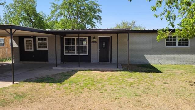 2114 49th Street, Lubbock, TX 79412 (MLS #202107177) :: Duncan Realty Group
