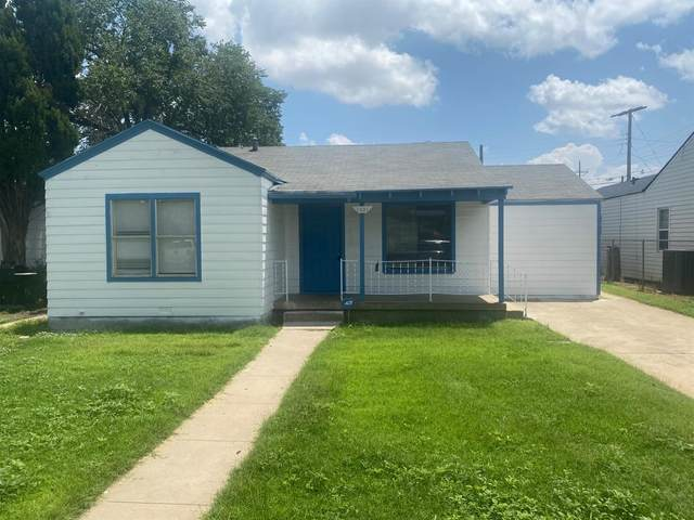 1521 28th Street, Lubbock, TX 79411 (MLS #202107190) :: Better Homes and Gardens Real Estate Blu Realty