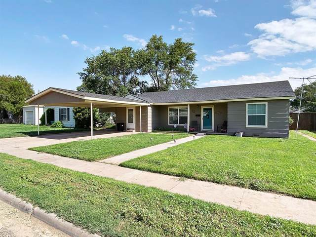 503 17th Street, Levelland, TX 79336 (MLS #202107202) :: Duncan Realty Group