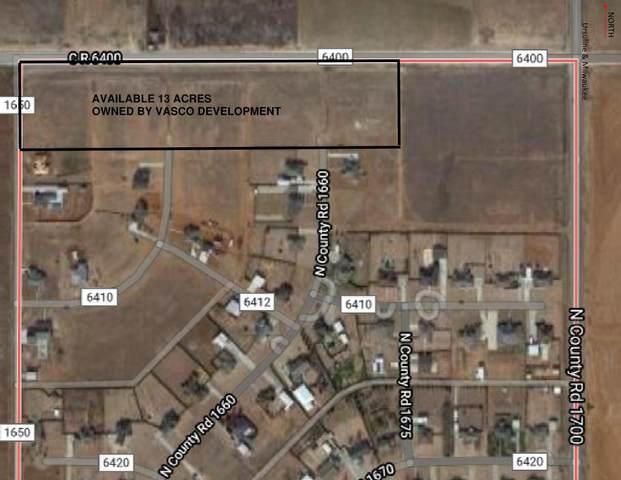 2008 N County Road 1655, Lubbock, TX 79416 (MLS #202107028) :: Scott Toman Team