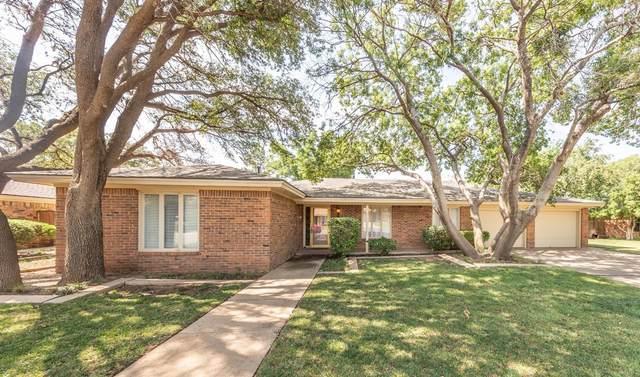3411 95th Street, Lubbock, TX 79423 (MLS #202107214) :: Duncan Realty Group