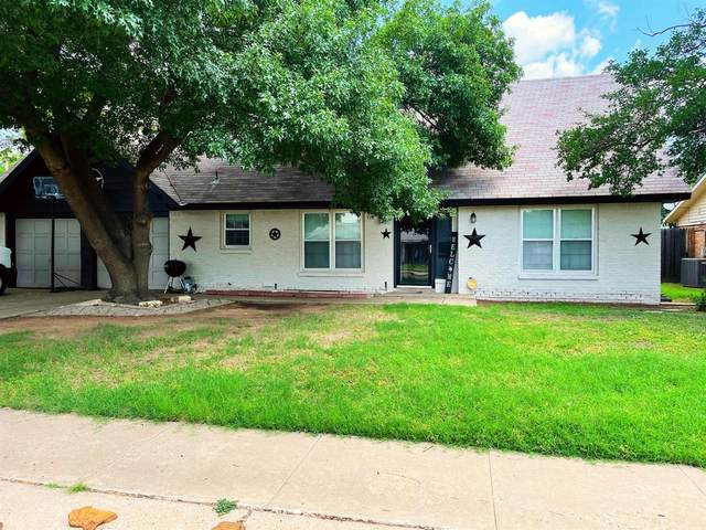2006 70th Street, Lubbock, TX 79412 (MLS #202107251) :: Duncan Realty Group
