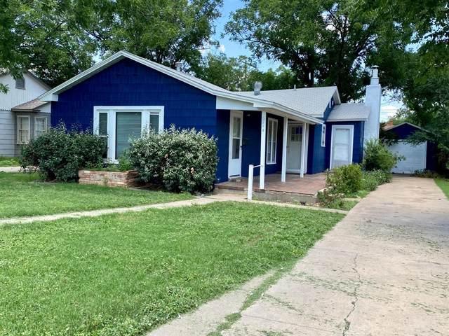 2114 29th Street, Lubbock, TX 79411 (MLS #202107255) :: Lyons Realty