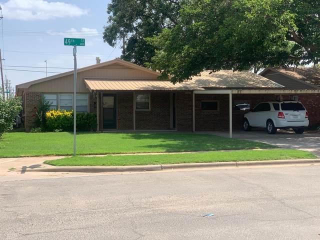 4401 49th Street, Lubbock, TX 79414 (MLS #202107257) :: Reside in Lubbock | Keller Williams Realty