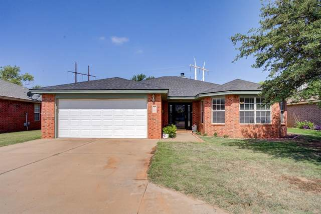 414 Primrose Avenue, Lubbock, TX 79416 (MLS #202107259) :: Duncan Realty Group