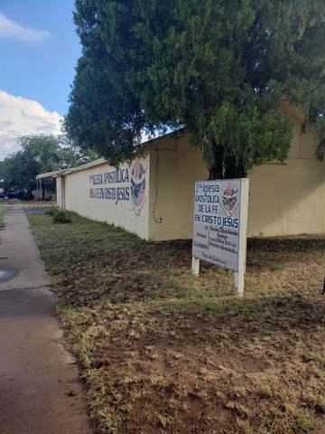 1320 E Rice Street, Lubbock, TX 79403 (MLS #202107267) :: Lyons Realty