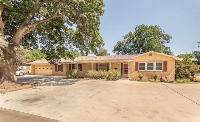 3602 24th Street, Lubbock, TX 79410 (MLS #202107304) :: Reside in Lubbock | Keller Williams Realty