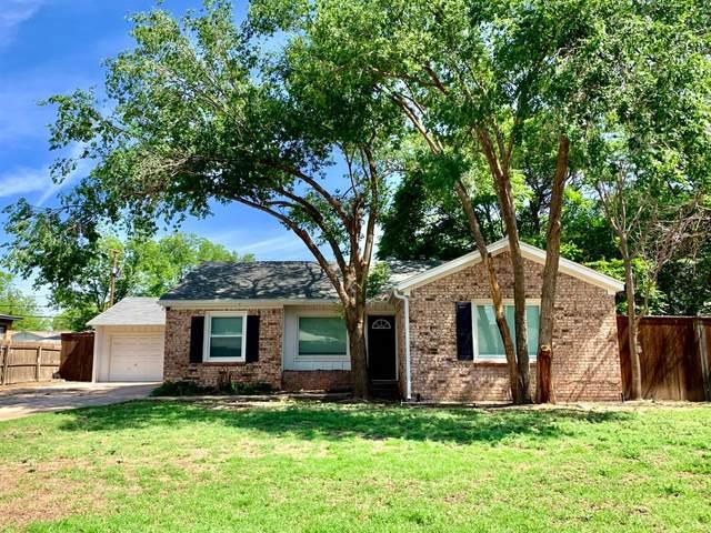 3714 27th Street, Lubbock, TX 79410 (MLS #202107316) :: Reside in Lubbock | Keller Williams Realty