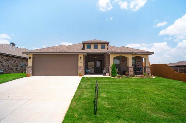 2106 144th Street, Lubbock, TX 79423 (MLS #202107320) :: McDougal Realtors